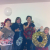 Creative group getting prepared for the festive season